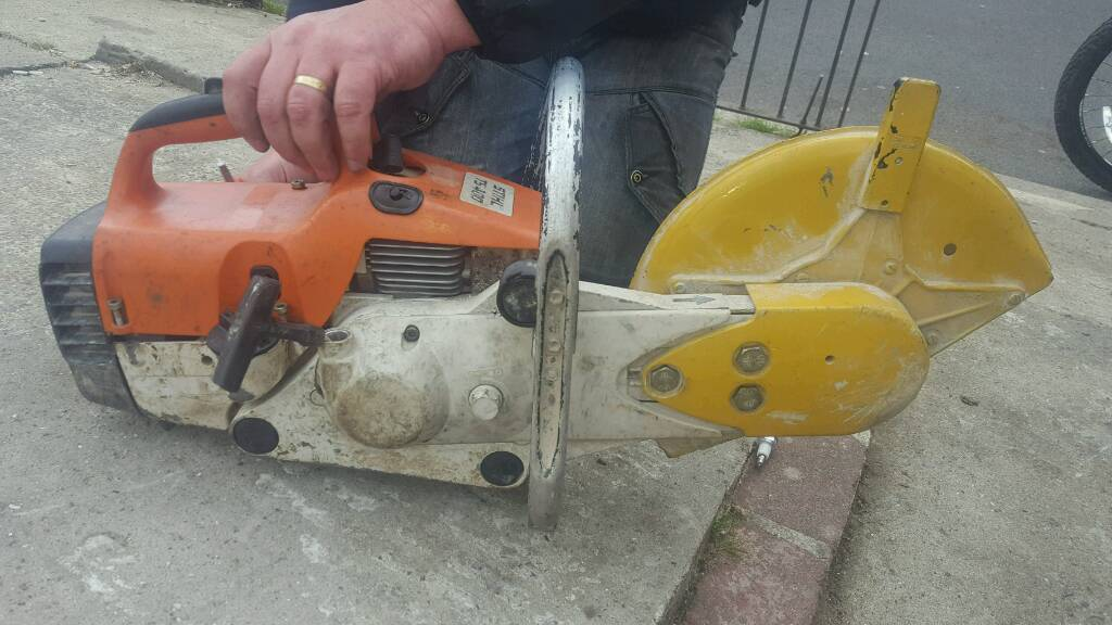 Stihl ts400 disc cutterin Blaina, Blaenau GwentGumtree - Just had full engine rebuild new crank bearings and seals new cylinder and piston and full service Runs lovely starts everytime hot or cold Im open to offers 07495176925
