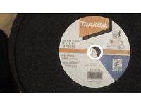 10 x Makita B-10665-5 355X3X25.4Mm Cut-Off Wheel
