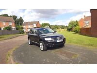 Volkswagen Touareg 2006 2.5 Diesel Auto ( 2 Previous Owners )
