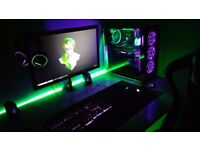 ULTIMATE COMPLETE i7 GAMING PC SETUP - GTX 980ti - 24GB RAM - WiFi - Windows 10