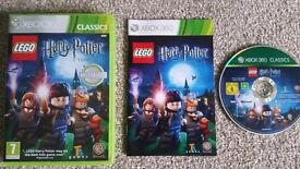 Xbox 360 games LEGO Harry Potter Years 1-4