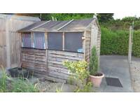 Free to good home large shed