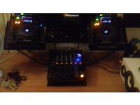 Pioneer DJ Set Up