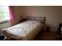 Very good condition, Double bed with mattress included