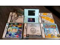 DS lire with 5 games