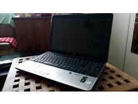 "HP 15,6"" laptop. Webcam, HDMI, Windows 7"