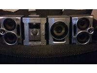 Sony mini hi-fi stereo MHC RG-440S