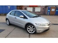 2009 Honda Civic 2.2 i CTDi EX, 5 door, Diesel, 1 P/OWNER, 2 KEYS, HPI CLEAR, SAT-NAV, XENON'S