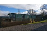 Willerby Skyline 2 bedrooms static caravan Wild rose nr. Appleby Lake District