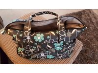 Mabyland daisy change bag