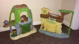 Jake & the neverland pirates playsets