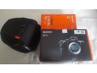 BRAND NEW UNUSED SONY A7S MARK 2 BODY WITH 16-70MM ZEISS LENS
