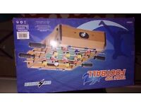 Table Top Football, New Unopened