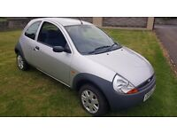 2006 /56 reg FORD KA for sale only done 17000 miles from new