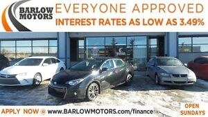 2014 Toyota Corolla S*EVERYONE APPROVED*APPLY NOW DRIVE NOW!