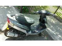 Pulse Scout 50cc Moped runner