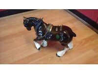 MELBA WARE SHIRE HORSE LARGE