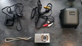 Sony Cybershot DSC-W220 12.1MP Digital Camera with 4x Optical Zoom - Steady Shot Image Stabilisation