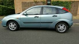 Ford focus..MOT..SERVICE HISTORY..GREAT RUNNER..HPI CLEAR