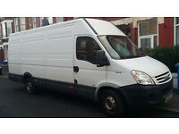 Anytime Short Notice Man And A Van House Removal Delivery Service