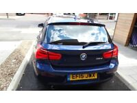 2015 BMW 1 Series 1.5 116d, 1 Owner Sports Hatch (s/s) 5dr