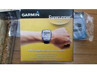 Garmin Forerunner watch 205