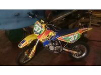 SUZUKI RM 85 small wheel. 2009 One owner since new ,raced once then used for fun only, ready to go.