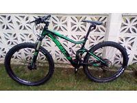 Giant stance 27.5 mountain bike