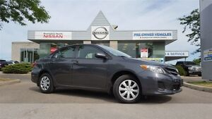 2012 Toyota Corolla CE *Clean Car Proof, Mint Condition*