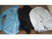 jackets bundle size 8