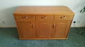 Excellent condition ash sideboard