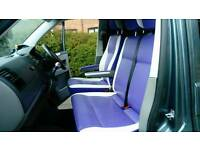 Vw T 5 Transporter seats