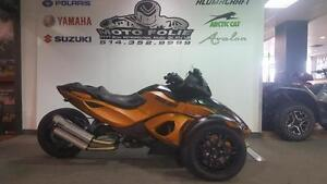 2011 CAN AM SPYDER RSS SEMI-AUTO