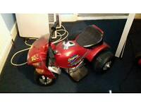 Ride on trike battery operated
