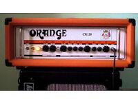 Orange CR120 Crush Guitar Amplifier Head / PPC112 Orange Extension Cab