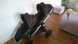 Baby jogger city select, pram, pushchair, complete travel system