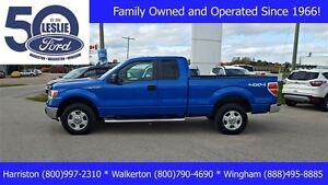 2013 Ford F-150 XLT 4X4 | One Owner | Tow Pkg