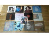 13 x alison moyet vinyl collection LP / 12 inch / promo / magazine