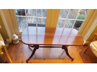 Vintage Retro Style Coffee Table Side Table Bedside Table Up Cycle Project Wooden