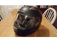 G Mac motorcycle helmet