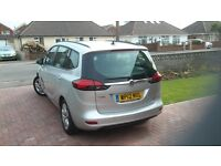 zafira tourer exclusive 1.4 Turbo