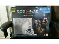 PS4 Pro God of War Limited Edition new condition!!!