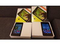 2 Nokia lumia 630 swap for iPhone 5s