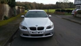 BMW 330i SE 57 reg COUPE, DVD, SAT NAV, I-DRIVE, EXECELLENT CONDITION