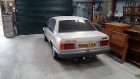 Vauxhall Carlton. 1985.