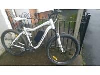 Electric bike: Storm Batribike