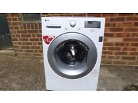 LG washing machine, 7kg loading - nearly new!