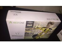 Xbox One S - 500gb with Fifa 17 white edition