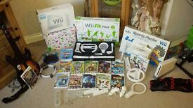 Wii Bundle for sale