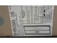 Brand new bi-folding shower door